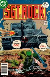 DC Comics's Sgt. Rock Issue # 305