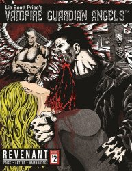 CreateSpace's Vampire Guardian Angels Issue # 2
