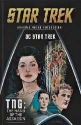 Eaglemoss Publications Ltd.'s Star Trek: Graphic Novel Collection Hard Cover # 50