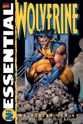 Marvel Comicss Essential Wolverine TPB 2 2nd Print