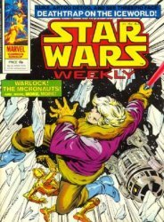 Marvel UK's Star Wars Weekly Issue # 59