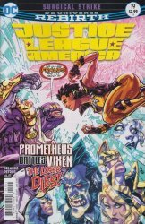 DC Comics's Justice League of America Issue # 19