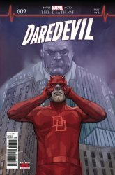 Marvel Comics's Daredevil Issue # 609