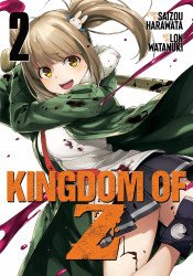 Seven Seas Entertainment's Kingdom of Z Soft Cover # 2