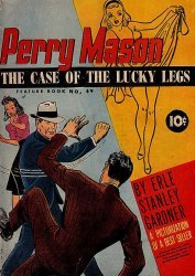 David McKay Publications's Perry Mason Issue # 49