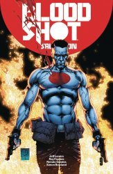 Valiant Entertainment's Bloodshot: Salvation Issue # 9e