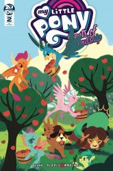 IDW Publishing's My Little Pony: Feats of Friendship Issue # 2ri