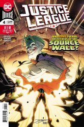 DC Comics's Justice League Issue # 4