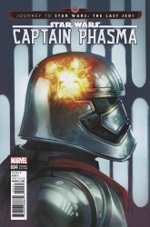 Marvel Comics's Journey to Star Wars: The Last Jedi - Captain Phasma Issue # 4c