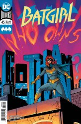 DC Comics's Batgirl Issue # 45