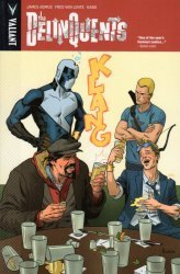 Valiant Entertainment's Delinquents TPB # 1