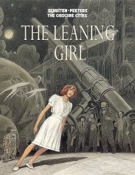 IDW Publishing's Leaning Girl TPB # 1