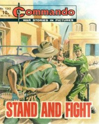 D.C. Thomson & Co.'s Commando: War Stories in Pictures Issue # 1343