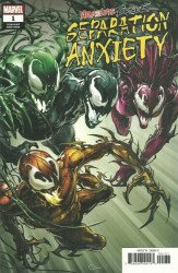 Marvel Comics's Absolute Carnage: Separation Anxiety Issue # 1c