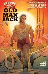 BOOM! Studios's Big Trouble In Little China: Old Man Jack Issue # 1