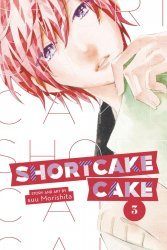 Viz Media's Shortcake Cake Soft Cover # 3