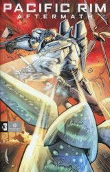 Legendary Comics's Pacific Rim: Aftermath Issue # 3