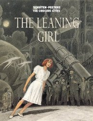 Alaxis Press's Leaning Girl Soft Cover # 1