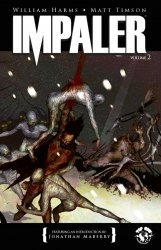 Top Cow's Impaler TPB # 2