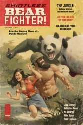 Image Comics's Shirtless Bear-Fighter Issue # 4b