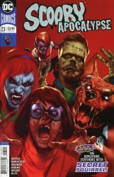 DC Comics's Scooby Apocalypse Issue # 23b