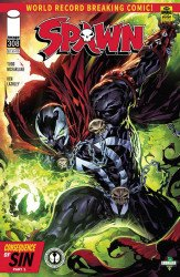 Image Comics's Spawn Issue # 308b