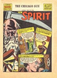 Eisner Studios's The Spirit Weekly Issue # 274