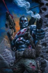 Valiant Entertainment's Bloodshot Issue # 1bulletproof-b