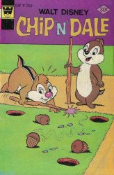 Gold Key's Chip 'n' Dale Issue # 46whitman
