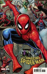Marvel Comics's Amazing Spider-Man Issue # 32c