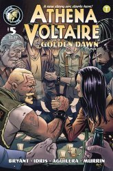 Action Lab Entertainment's Athena Voltaire and the Sorcerer Pope Issue # 5c
