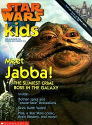 Scholastic's Star Wars Kids Issue # 13