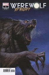 Marvel Comics's Werewolf By Night Issue # 4b