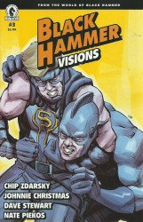 Dark Horse Comics's Black Hammer: Visions Issue # 3b