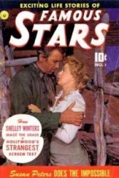 Ziff-Davis Publishing's Famous Stars Issue # 1