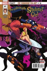 Marvel Comics's The Unbeatable Squirrel Girl Issue # 27