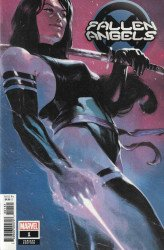 Marvel Comics's Fallen Angels Issue # 1e