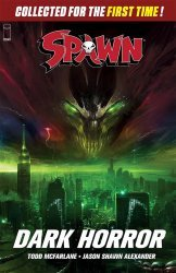 Image Comics's Spawn: Dark Horror TPB # 1