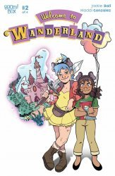 BOOM! Studios's Welcome to Wanderland Issue # 2