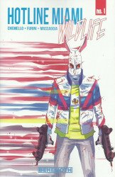 Behemoth Books's Hotline Miami Wildlife Issue # 1