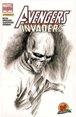 Marvel Comicss Avengers Invaders Issue 11dynamicforces