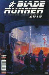 Titan Comics's Blade Runner 2019 Issue # 7b