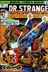 Marvel Comics's Doctor Strange Issue # 1