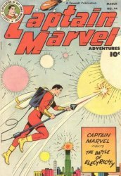 Fawcett Publications's Captain Marvel Adventures Issue # 94