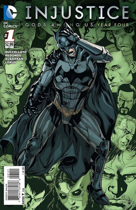Injustice gods among us year four 1 dc comics comicbookrealm dc comicss injustice gods among us year four issue 1b voltagebd Choice Image