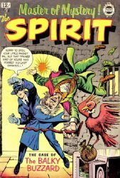 Super Comics's The Spirit Issue # 11