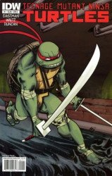 IDW Publishing's Teenage Mutant Ninja Turtles Issue # 1d