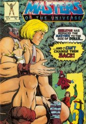 London Editions Magazines's Masters of the Universe Issue # 55