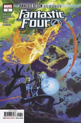 Marvel Comics's Annihilation Scourge: Fantastic Four Issue # 1