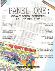 About Comics's Panel One: Comic Book Scripts By Top Writers TPB # 1